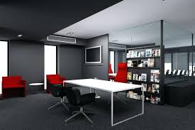 Ikea Office Furniture Glamorous Office Interior Design With Design Gallery Office