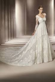 ivory lace wedding dress ivory wedding dresses with sleeves pictures ideas guide to