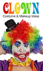 Clown Halloween Costume 33 Scary Clown Halloween Costumes Images Scary