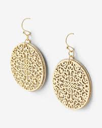 earrings pictures glitter filigree drop earrings express