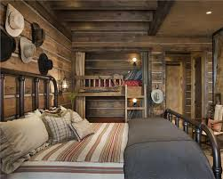 country rustic bedroom by jerry locati