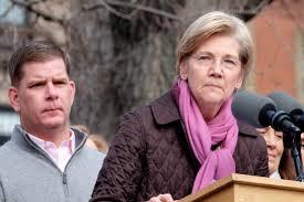 elizabeth warren resume boston womens march 31 mayor marty walsh senator elizabeth warren