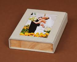 5x7 wedding photo album wooden proof box from midwest photographic for 4x6 or 5x7 prints