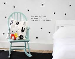 you are my sun my moon and all of my stars your decal shop nz you
