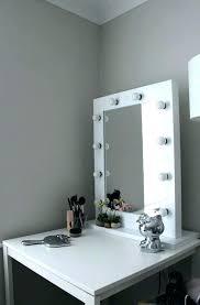 hollywood mirror lights ikea wall mirrors light up wall mirror ikea mirror with built in light