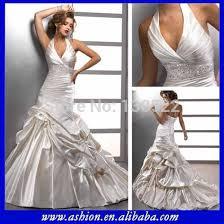 Design Your Wedding Dress Aliexpress Com Buy Free Shipping We 1258 Open Back Halter