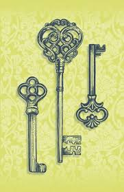 best 25 vintage key tattoos ideas on pinterest skeleton key