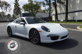 porsche white porsche 911 wrapped in 3m satin white car wrap wrap bullys