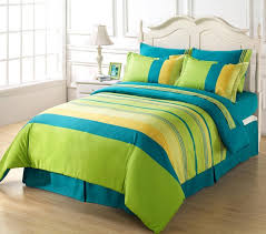 Green And Yellow Comforter Drop Dead Gorgeous Navy Blue And Green Bedding Greening Bedroom