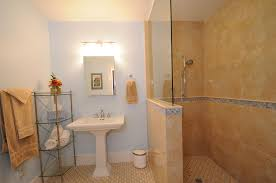 Red Powder Room Bathroom Design Ideas Small Homes Home House Red Doors Gray Wall
