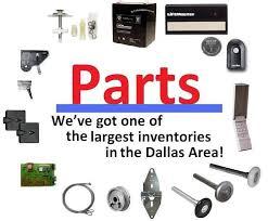 Overhead Garage Door Replacement Parts Garage Door Parts Supplier In Plano Tx
