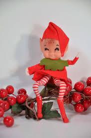 355 best vintage elves images on pinterest vintage christmas
