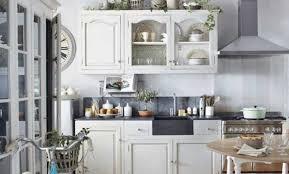 cuisine rustique blanche décoration cuisine rustique blanche 21 le havre cuisine