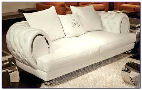 White Leather Tufted Sofa White Leather Tufted Sofa In White Leather Tuf 8910
