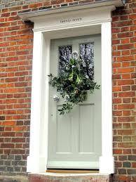 Exterior Door Color Combinations Impressive Front Door Color Scheme For Great Looking Apse Co