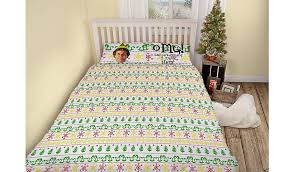 christmas elf duvet cover home u0026 garden george
