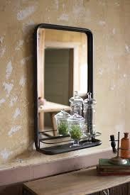 Metal Framed Mirrors Bathroom The Most Bathroom Iron Mirror With Shelf Metal Frame Pharmacy