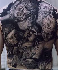 phil anselmo tattoos angel lfall