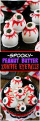 peanut butter zombie eyeballs inside brucrew life