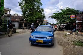 file bimantara cakra hyundai excel in sumatera utara indonesia