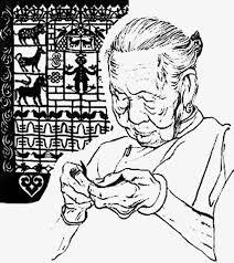 imagen blanco y negro en illustrator blanco y negro hierba corazon gracias madre illustrator vagando
