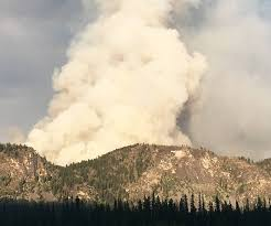 Bc Active Wildfires by Island Pond Fire 25 Per Cent Contained Kimberley Daily Bulletin