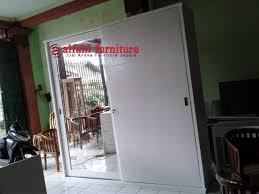 lemari pakaian sliding duco jual lemari alfahi furniture