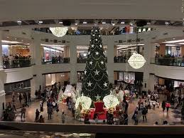 Christmas Decorations Online Dubai by Christmas Decoration At The Mall Of Emirates Picture Of Mall Of