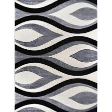 home dynamix sumatra gray 7 ft 8 in x 10 ft 2 in area rug 1