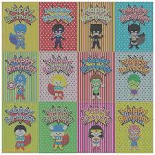 birthday cards fresh free printable superhero birthday cards