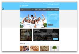 17 best wordpress themes for non profit charity organizations