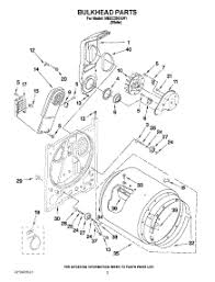 parts for maytag medc200xw1 dryer appliancepartspros com