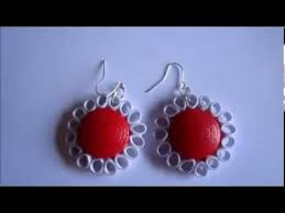 quilling earrings tutorial pdf free download how to make paper earrings water resistant quilling earrings how to