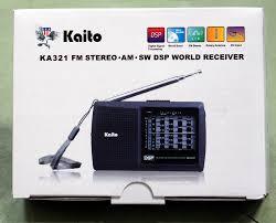 amazon com kaito ka321 pocket size 10 band am fm shortwave radio