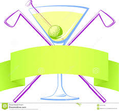 martini clipart no background golf martini stock image image 29721261