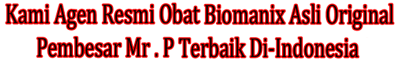 obat biomanix biomanix agen resmi obat biomanix asli original