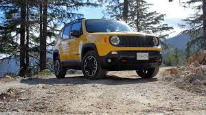 classic jeep renegade 2016 jeep renegade trailhawk review big guy small car test drive
