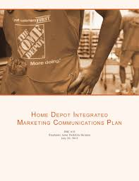home depot black friday contest home depot integrated marketing communications plan imc 610