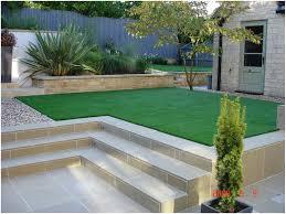 backyards innovative low maintenance with artificial grass 121