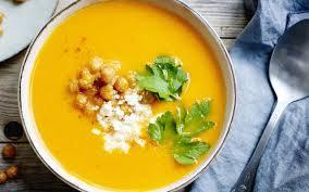 cuisiner un chou fleur soupe au chou fleur et aux poivrons cuisine et recettes