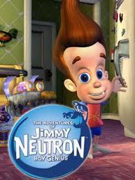 adventures jimmy neutron boy genius cartooncrazy