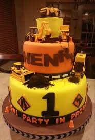 20 best construction cakes images on pinterest birthday party
