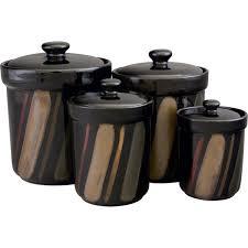 20 antique kitchen canister sets sango avanti black
