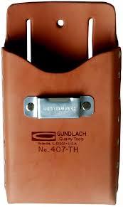 gundlach leather tool pouch w holder l floor source supply