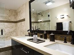masculine bathroom decor