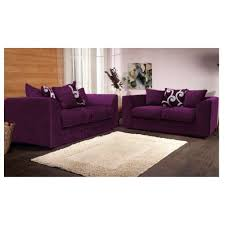 Cheap Furniture Uk Cheap Sofa Uk Jackson Chenille Purple Fabric Sofa Collection