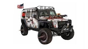 zombie jeep decals scrap heap to slayer jeep vote on lift kits youtube