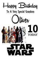 Star Wars Congratulations Card Star Wars Themed Cards And Stationery Ebay