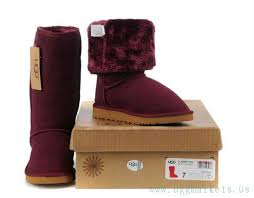 ugg top sale reviews womens ugg 5815 boots burgundy uggs boots