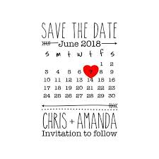 calendar save the date 18 best save the date images on bridal invitations